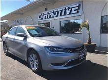 2015 Chrysler 200 Limited Sedan 4D