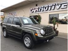 2015 Jeep Patriot Altitude Edition Sport Utility 4D