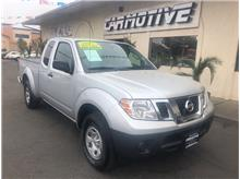 2017 Nissan Frontier King Cab S Pickup 2D 6 ft