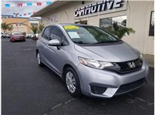 2017 Honda Fit LX Hatchback 4D