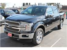 2019 Ford F150 SuperCrew Cab King Ranch Pickup 4D 5 1/2 ft