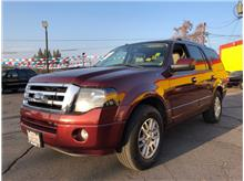 2012 Ford Expedition Limited Sport Utility 4D