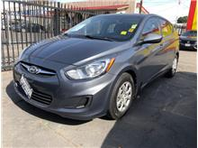 2012 Hyundai Accent GS Hatchback 4D