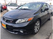 2012 Honda Civic Si Sedan 4D