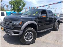 2011 Ford F150 SuperCrew Cab SVT Raptor Pickup 4D 5 1/2 ft