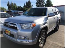 2013 Toyota 4Runner Limited Sport Utility 4D