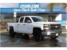 2014 Chevrolet Silverado 1500 Double Cab Work Truck Pickup 4D 6 1/2 ft