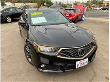 2019 Acura TLX 3.5 w/Technology Pkg & A-SPEC Pkg Sedan 4D