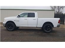 2017 Ram 1500 Quad Cab SLT Pickup 4D 6 1/3 ft