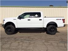 2018 Ford F150 SuperCrew Cab XLT Pickup 4D 5 1/2 ft
