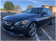 2015 Mercedes-benz C-Class C 300 Sedan 4D