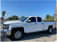 2016 Chevrolet Silverado 1500 Double Cab Work Truck Pickup 4D 6 1/2 ft