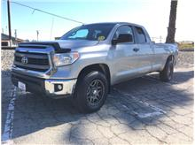 2014 Toyota Tundra Double Cab SR Pickup 4D 8 ft