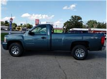 2011 Chevrolet Silverado 1500 Regular Cab Work Truck Pickup 2D 8 ft