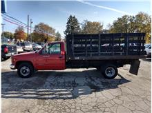 "1999 Chevrolet 3500 Regular Cab & Chassis 132"" WB"
