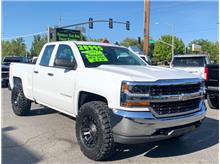 2017 Chevrolet Silverado 1500 Double Cab Work Truck Pickup 4D 6 1/2 ft
