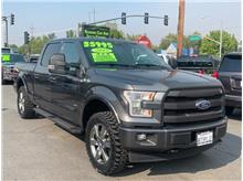 2017 Ford F150 SuperCrew Cab Lariat Pickup 4D 5 1/2 ft