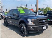 2017 Ford F150 SuperCrew Cab XL Pickup 4D 5 1/2 ft