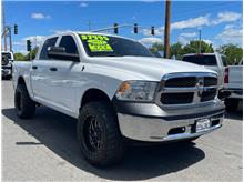 2018 Ram 1500 Crew Cab Tradesman Pickup 4D 5 1/2 ft