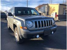 2012 Jeep Patriot Sport SUV 4D