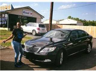 Lovely 2007 Lexus Ls 460. Brittney Ford. Charlotte