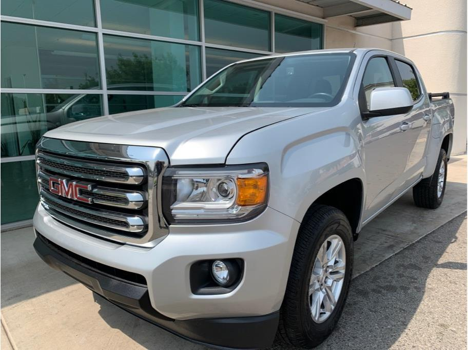 2019 GMC Canyon Crew Cab from Auto College