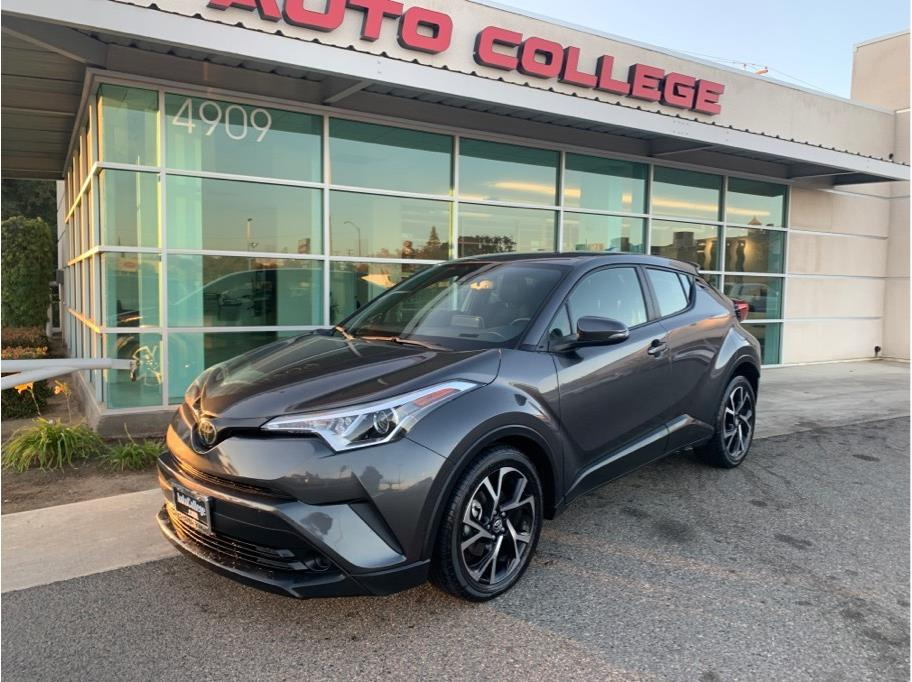 2019 Toyota C-HR from Auto College