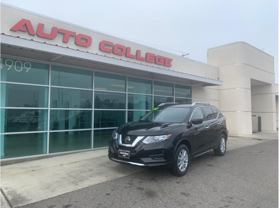 2020 Nissan Rogue from Auto College
