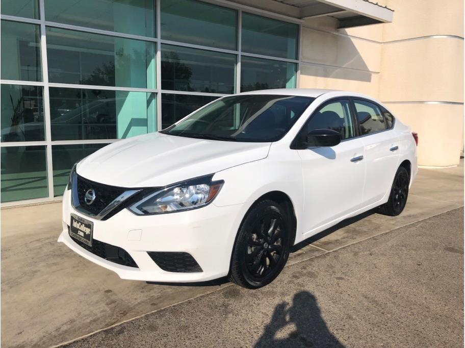 2018 Nissan Sentra from Auto College
