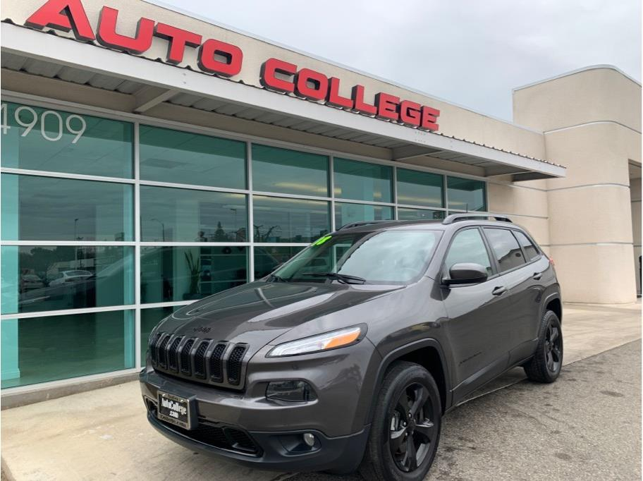 2018 Jeep Cherokee from Auto College