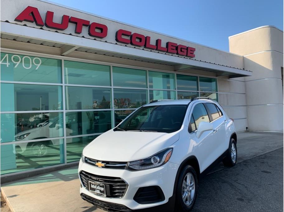 2018 Chevrolet Trax from Auto College