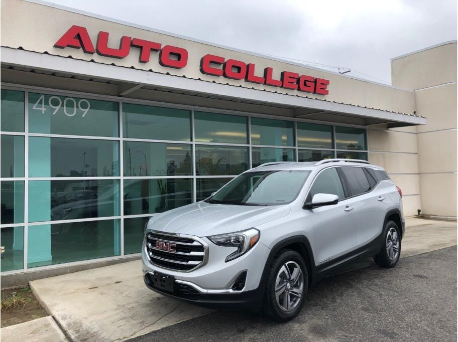 2019 GMC Terrain from Auto College