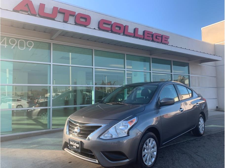 2019 Nissan Versa from Auto College