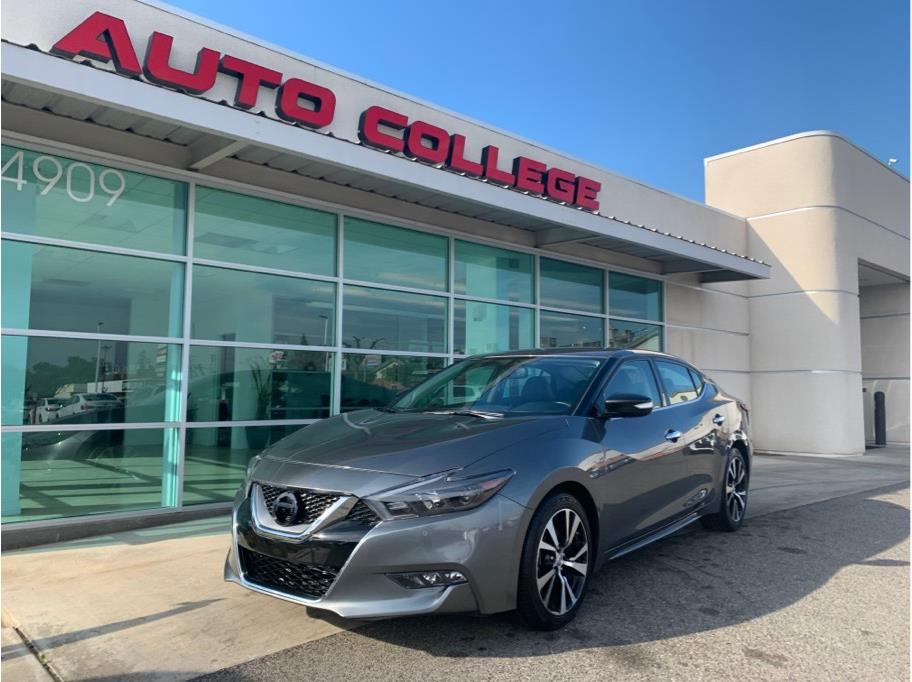 2018 Nissan Maxima from Auto College