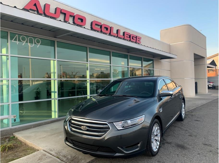 2019 Ford Taurus from Auto College