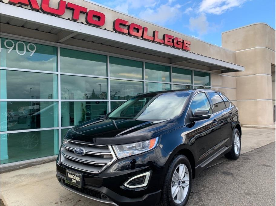 2018 Ford Edge from Auto College
