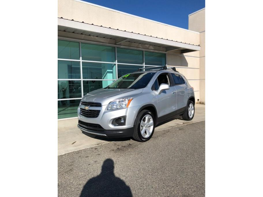 2015 Chevrolet Trax from Auto College
