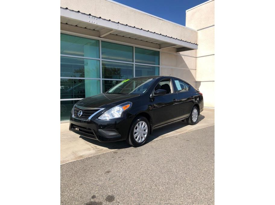 2017 Nissan Versa from Auto College