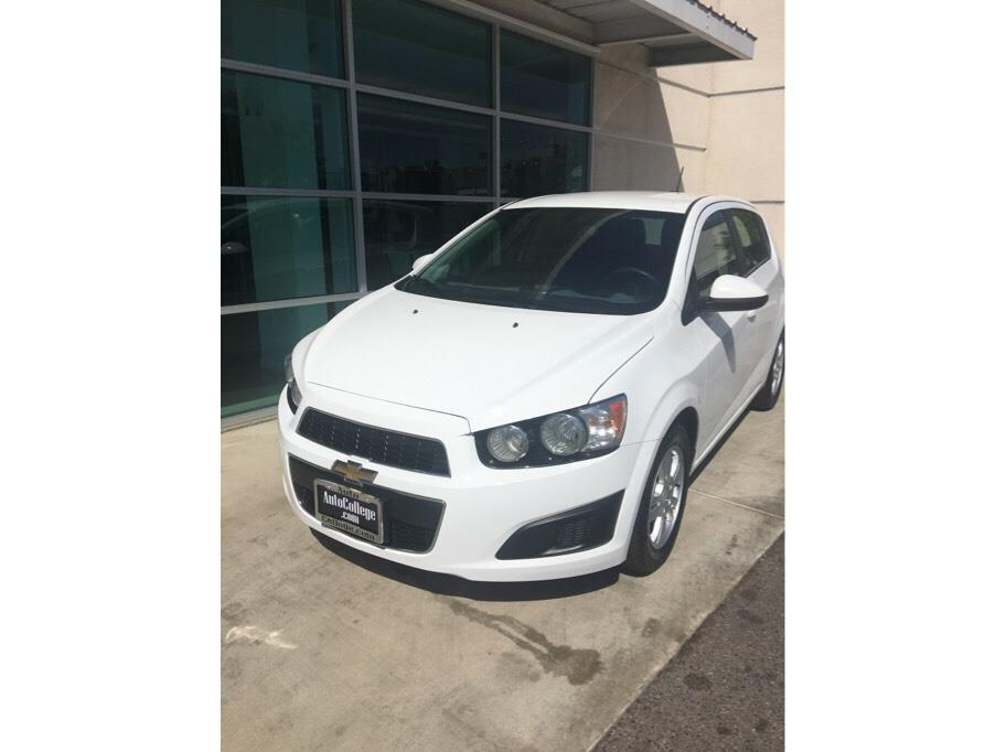 2015 Chevrolet Sonic from Auto College