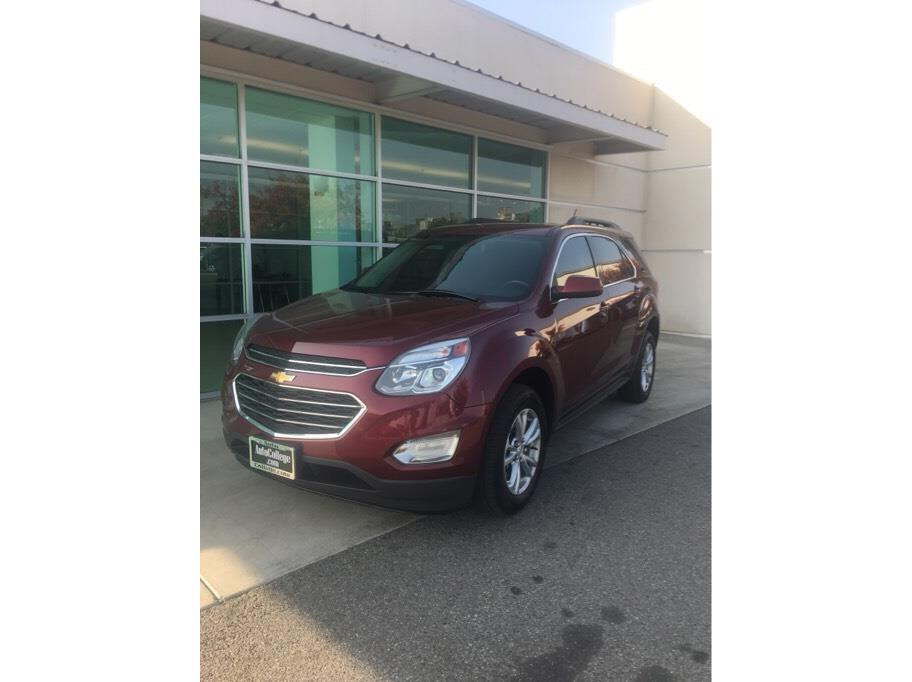 2017 Chevrolet Equinox from Auto College