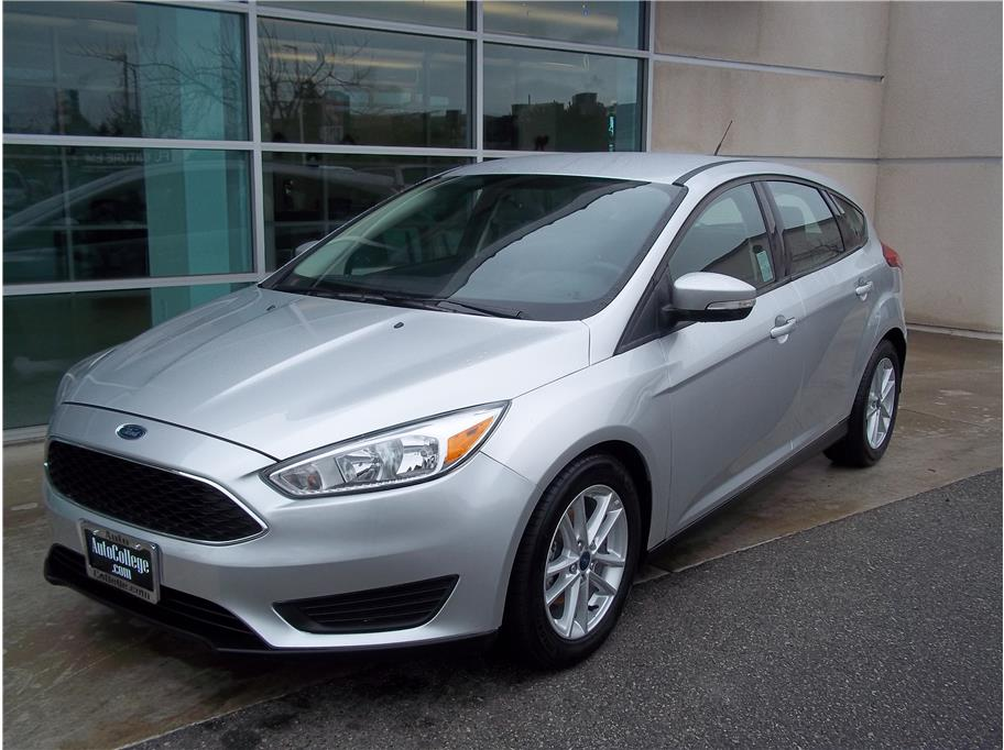 2016 Ford Focus from Auto College