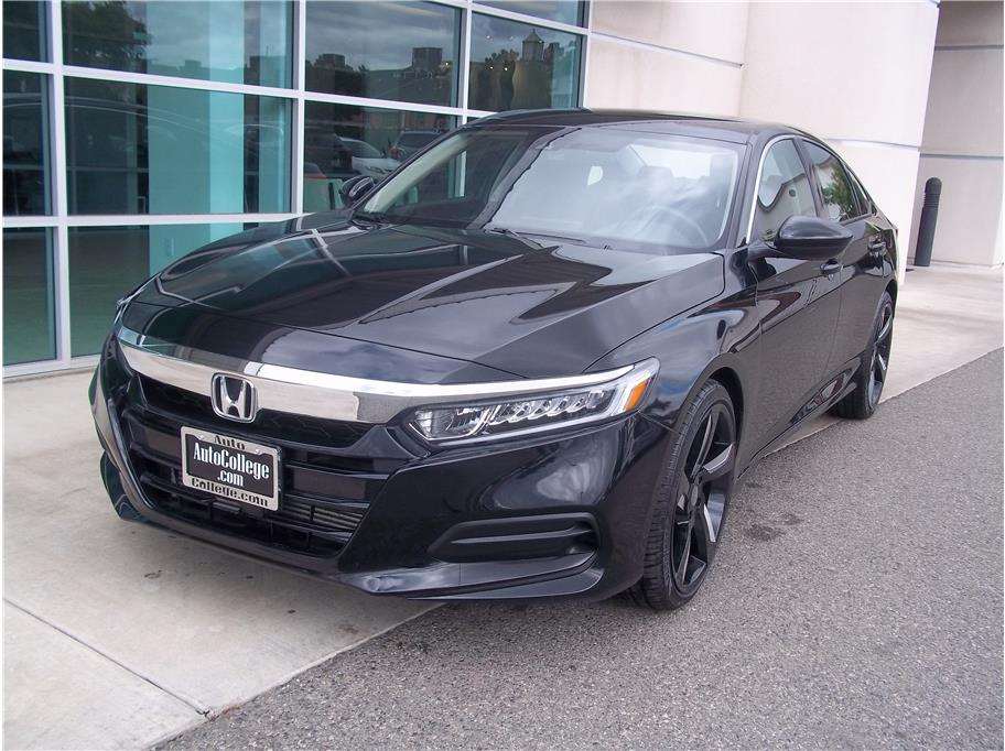 2018 Honda Accord from Auto College