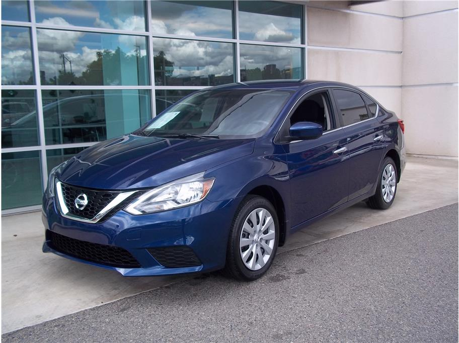 2017 Nissan Sentra from Auto College