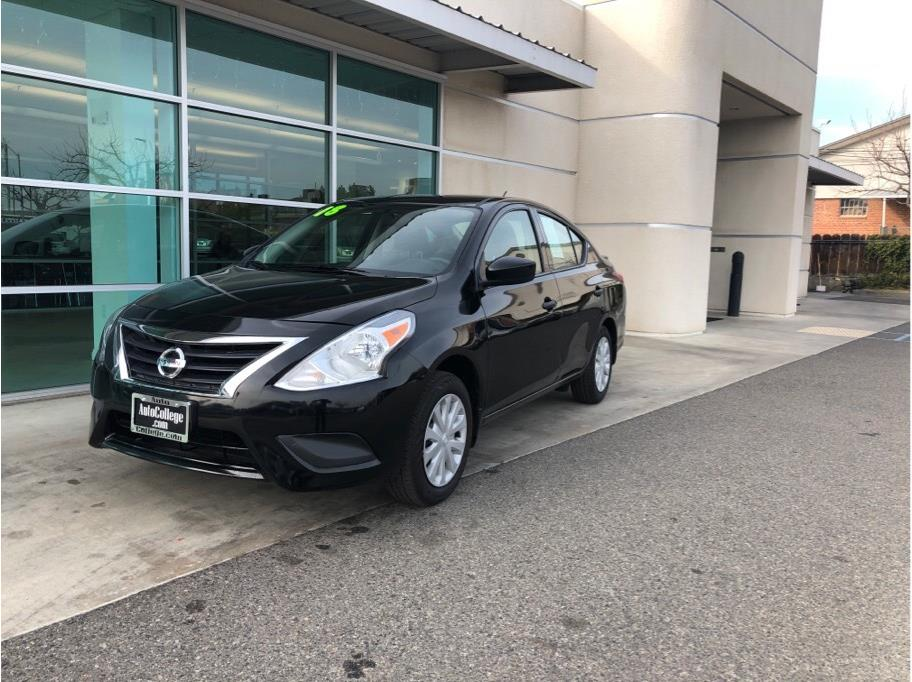 2018 Nissan Versa from Auto College