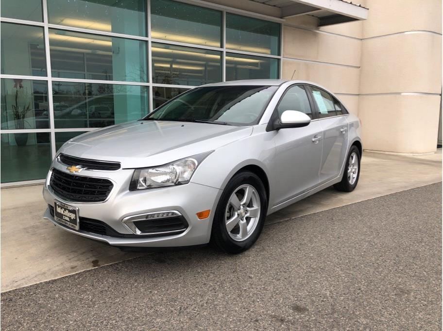 2016 Chevrolet Cruze Limited from Auto College