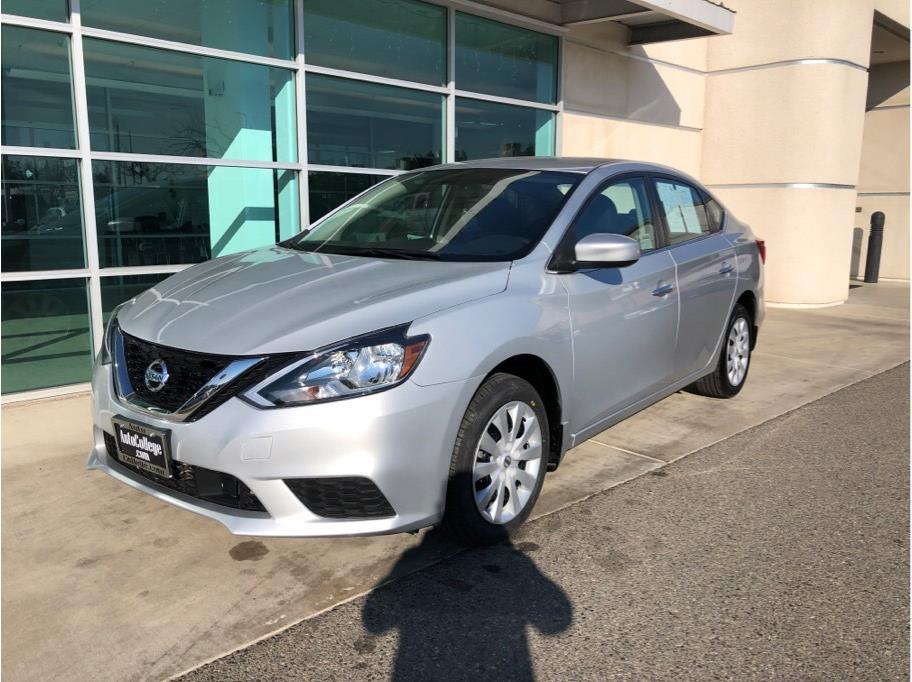 2019 Nissan Sentra from Auto College