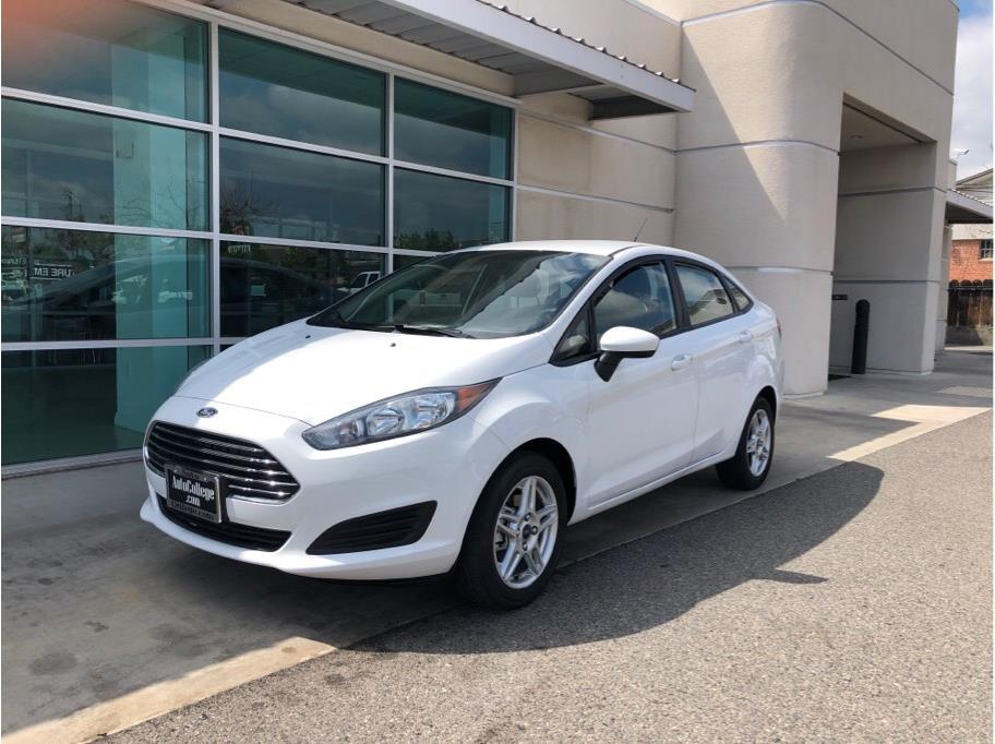2017 Ford Fiesta from Auto College