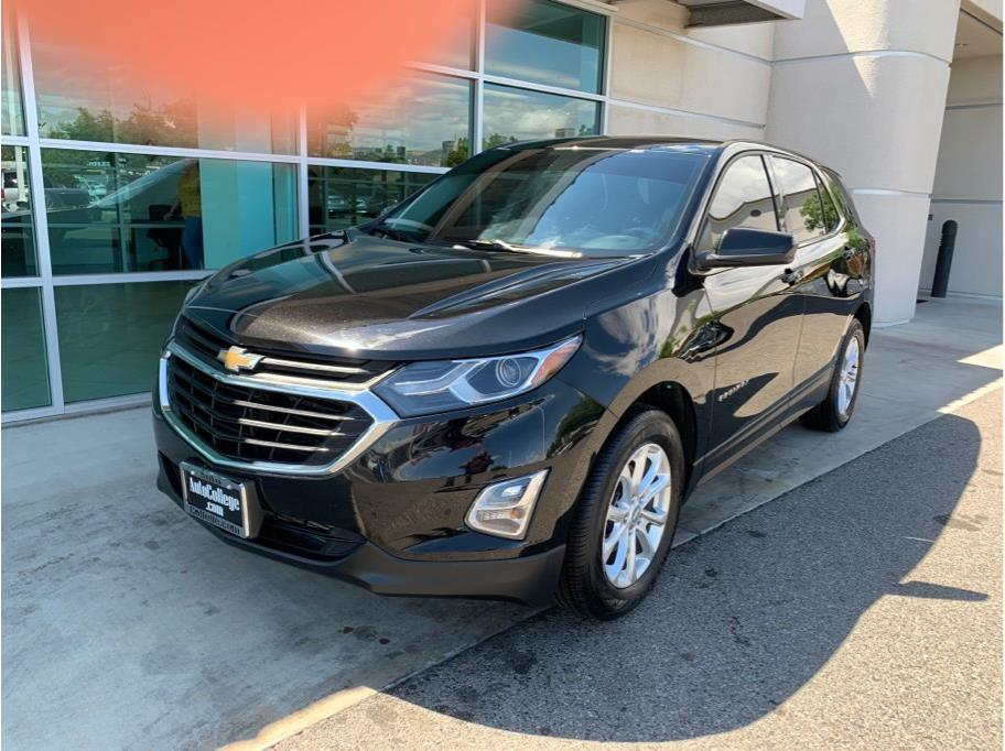 2018 Chevrolet Equinox from Auto College