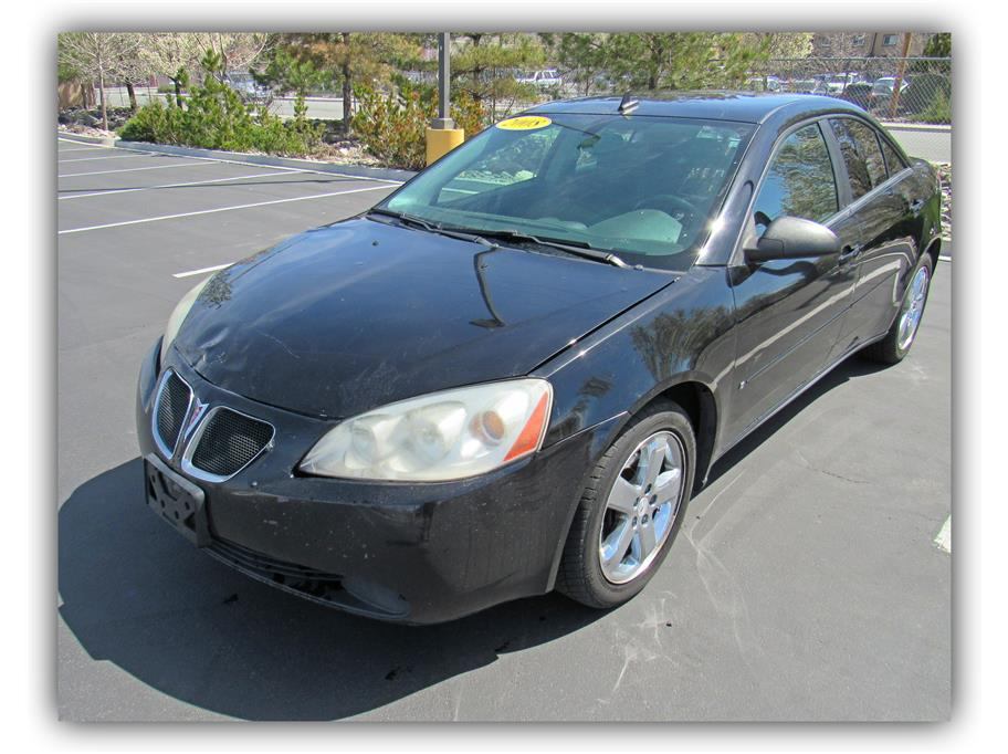 2008 Pontiac G6 from Eagle Valley Motors Carson