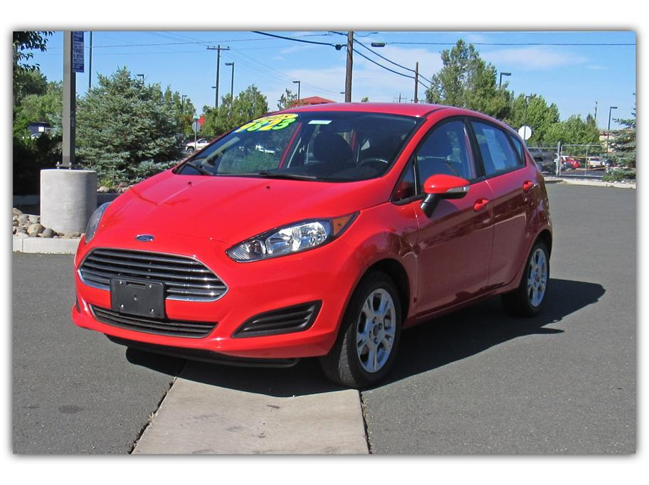 2015 Ford Fiesta from Eagle Valley Motors Fallon